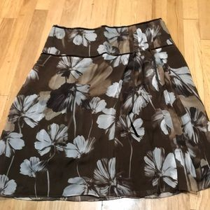 Carolina Herrera floral skirt 10